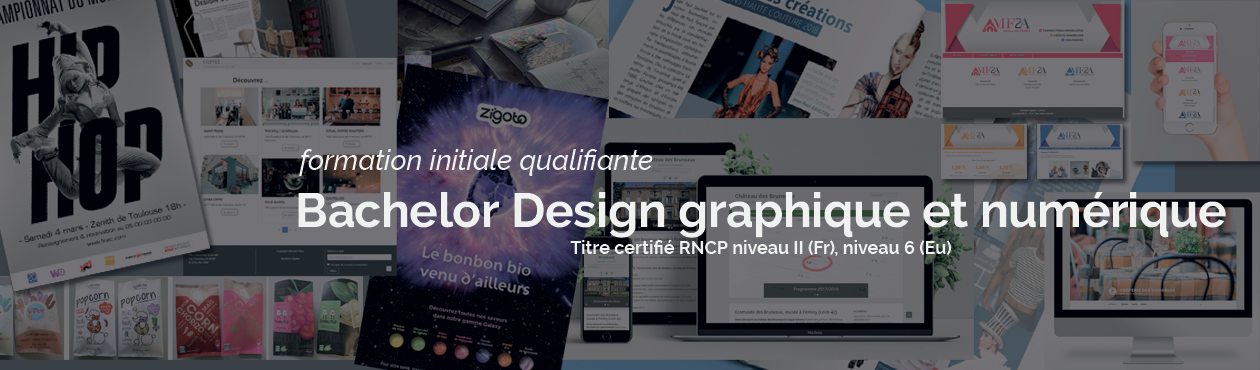 bachelor graphique ecole paris